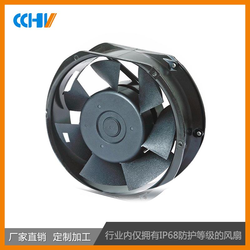 172x150x51,7叶 EC风扇