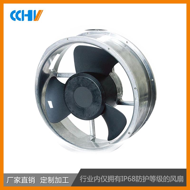 254x89 EC风扇